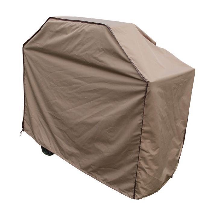 TrueShade Plus BBQ Grill Cover (Tan)