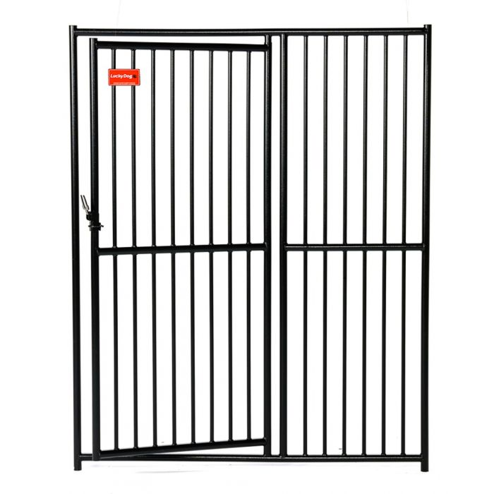Lucky Dog® Euro Style 6' x 5' Kennel Gate