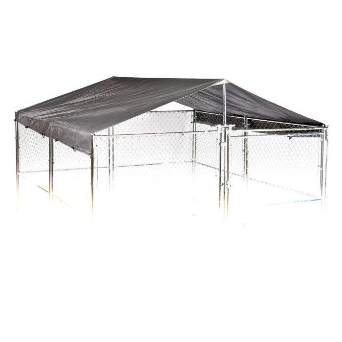 UNIVERSAL KENNEL FRAME & COVER SET (5x10, 10x10)