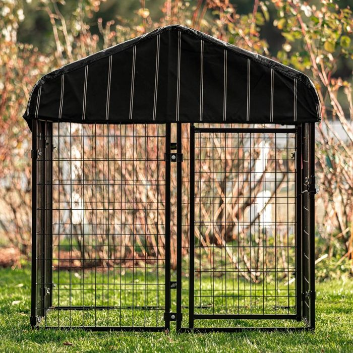 Lucky Dog® Pet Resort Kennel with Cover
