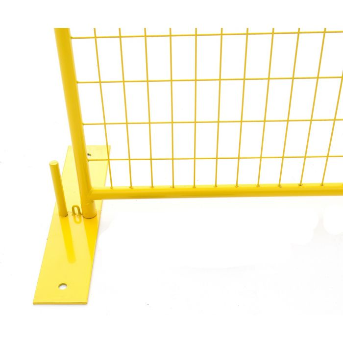 Ground Fence/ Panel Base No Trip Design | Perimeter Patrol