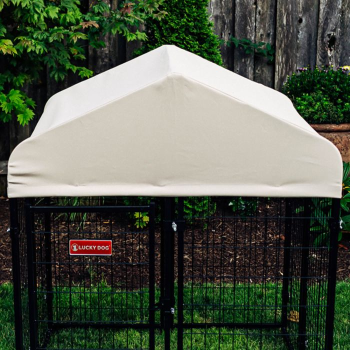 Canopy Studio Kennel Cover 4'x4'| Lucky Dog