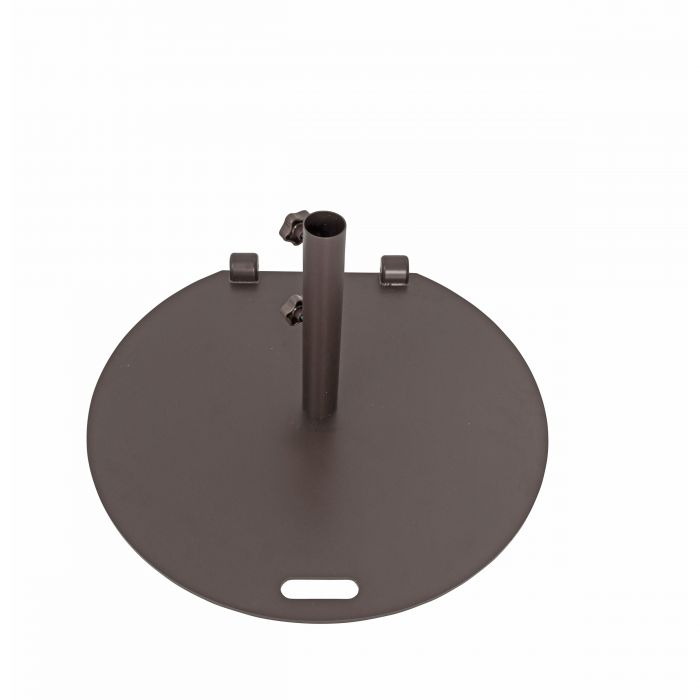"TrueShade Plus 27"" Steel Round Umbrella Base"