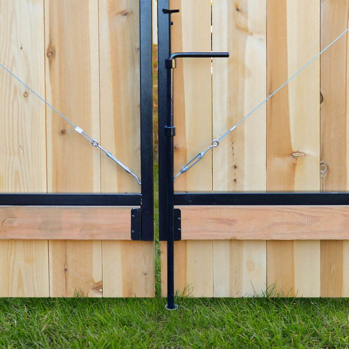 Adjust-A-Gate |Fit Right| Drop Rod Kit for Double Drive Gates