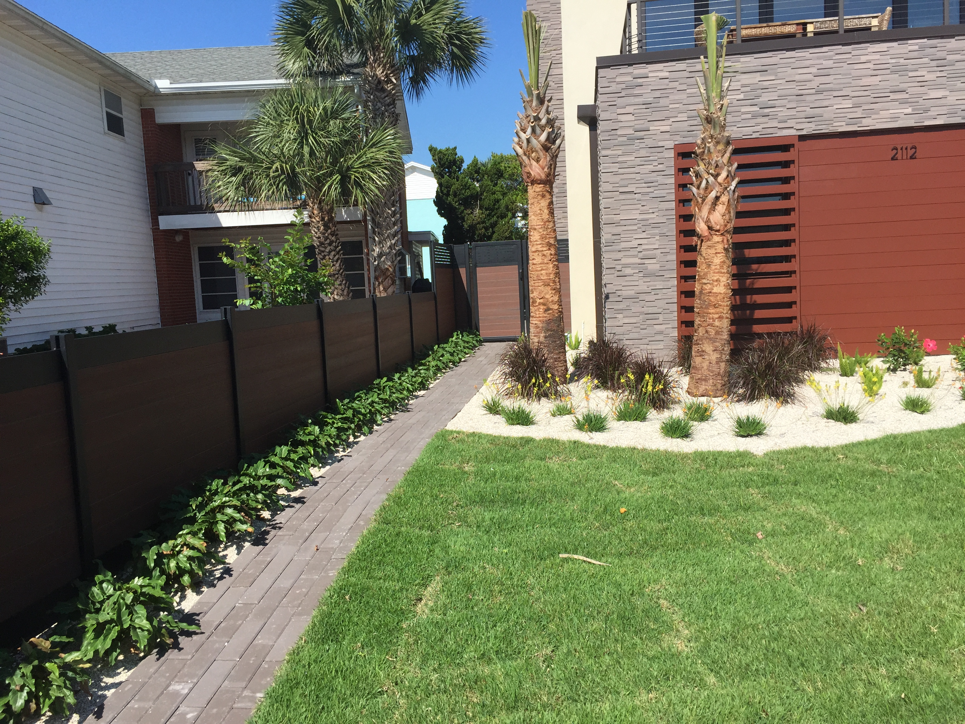 Infinity Euro - Yard, Deck and Patio Installs